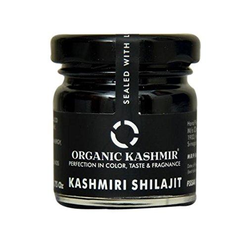 100 Pure Himalayan Shilajit, Kashmir Valley, Non-GMO 25 Grams