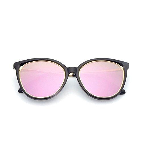 de La de libre aire de sol para antivibratorias polarizadas es al conducir polarizadas montura muje antideslumbrante luz gafas Gafas de gafas para completa adecuada con y Gafas sol Pink para sol conducir 0qndZ