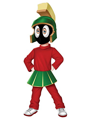 Marvin The Martian Child's Costume - One Color - Medium -