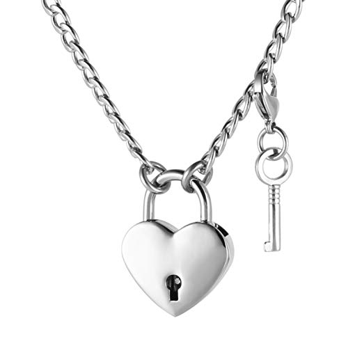 HZMAN Lover Heart Padlock