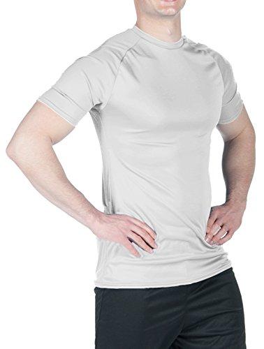 it Short Sleeve Shirt, White, XX-Large (Wsi Baseball Shirt)