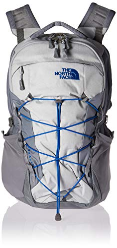 (The North Face Men's Borealis High-Rise Grey Light Heather/Mid Grey One)