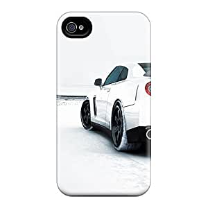 Anti-scratch And Shatterproof Nissan Gt R V Spec Phone Cases For Iphone 6/ High Quality Cases
