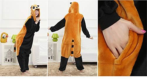 Zip up Onesie Pajamas Cartoon Christmas Halloween Cosplay Onepiece