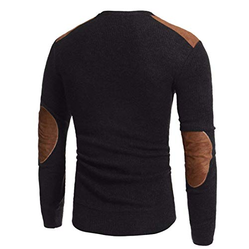 Hombre Otoño De Primavera E Verano Modernas Suéter Invierno Targogo Y Negro Punto Para q6H1gw0xU