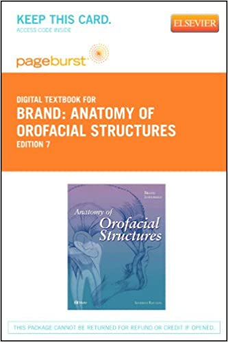 Anatomy of Orofacial Structures - Elsevier eBook on VitalSource (Retail Access Card), 7e