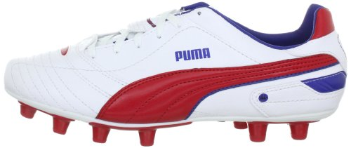 Fg I Unisex Adulto Puma Sportive Esito Rosso Finale Bianco Scarpe tqnffUFw