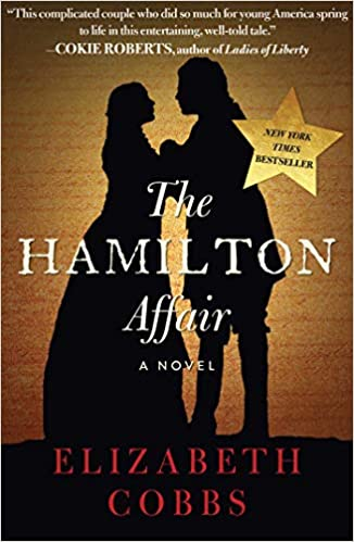 the hamilton affair a novel
