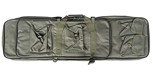 JustBBGuns Airsoft Kingrin Large Rifle Bag 100cm Green by JustBBGuns