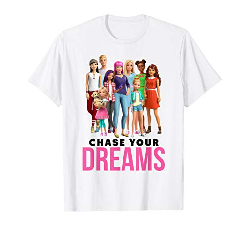 Barbie Dreamhouse Adventures Chase Your Dreams T-shirt