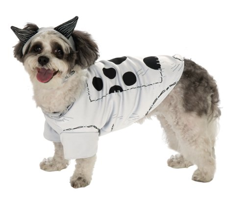 Rubies Costume Disney Frankenweenie Pet Costume, Small, Sparky