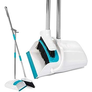 Amazon Com Broom And Dustpan Set By Chingoo Custom