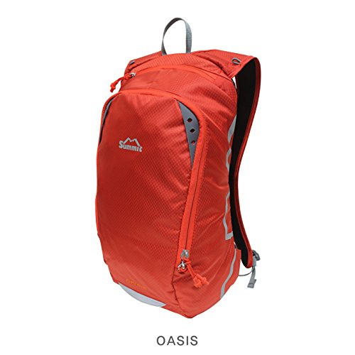 ([SUMMIT OASIS] 12L Cycling Backpack, Lightweight Small Daypack, hit Products in South Korea (orange))