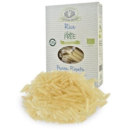 rustichella D abruzzo Arroz Orgánico Sin Gluten Pasta Penne ...