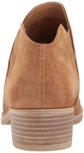 Tay Women's Boot Suede Ankle Dolce Vita Anthracite Saddle EfCPqP