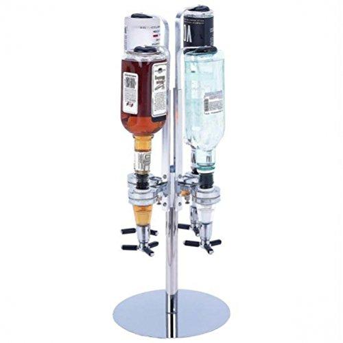 Wyndham House 4-Station Liquor Dispenser (Drink Dispenser Bottle)