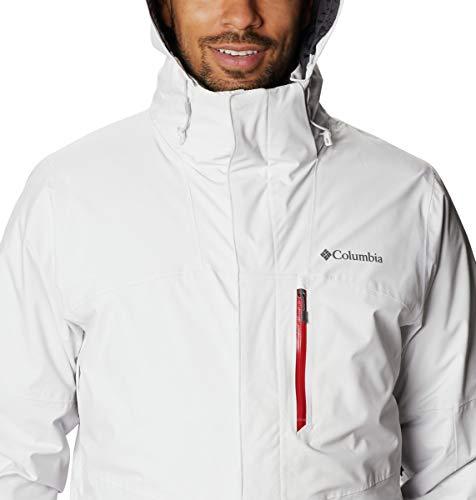 Columbia Mens Wild Card Interchange Jacket