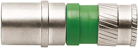 Axing CFS 99-48/F-Quick Connector Quickfix Compression Connector for coaxial cable SKB 92