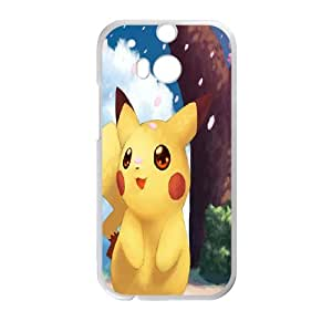 Pikachu for HTC One M8 Phone Case 8SS461099