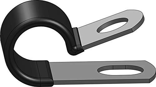 Bolt Hole Size Steel Tompkins HK3317 2 Hose Clamp 17//32