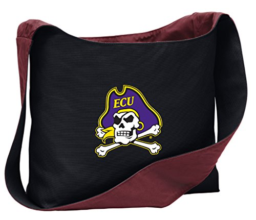 East Carolina University Tote Bag Sling Style Cross Body Totes