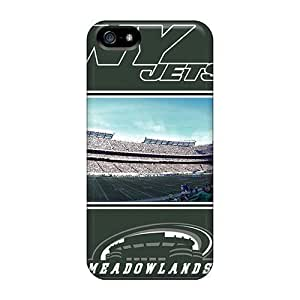 Rosesea Custom Personalized Case For Iphone 4/4S Cover Covers New York Jets CasEco-friendly Packaging