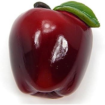 Apple Fruit Fridge Magnets Refrigerator Magnet Magnetic Cute Charm Gift 3d