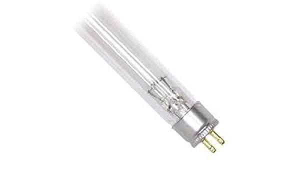 4 W g4t5, 3000013, 363713, tuv4t5, fg4t5, UV-C T5, bombilla de casquillo bipin: Amazon.es: Iluminación