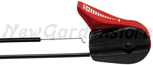 Cable acelerador Tractor cortacésped cortacésped compatible ...