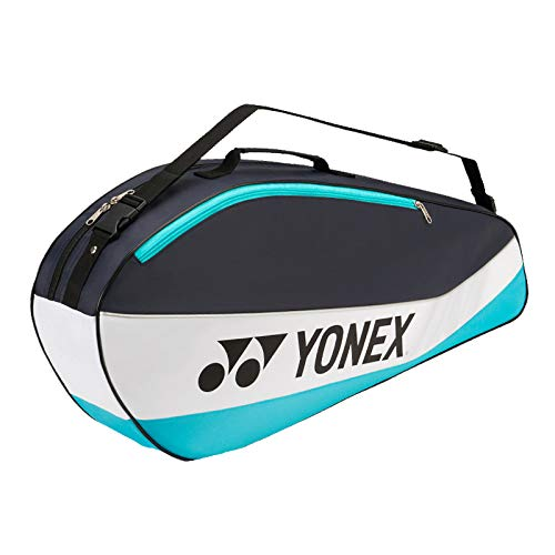 ヨネックス – Club 6パックテニスバッグ – ( bag-5526 )  ネイビーブルー B01M9JTUF9
