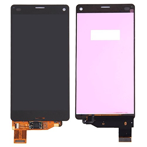 Leya for Sony Repair Parts LCD Display + Touch Panel for Sony Xperia Z3 Compact / M55W / Z3 Mini(Black)