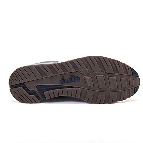 DIADORA PATRIMONIO hombre bajas zapatillas de deporte TRIDENTE 90 C 01 75067 SW 201.161304 41 Beige / blu