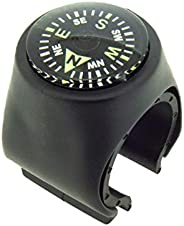 Sun Company Clip-On Compass for Bikes   Handlebar Compass for Bicycle, Motorcycle, ATV, or Snowmobile