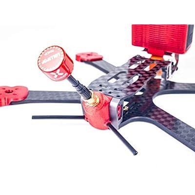 3DPOWER x ARMATTAN Marmotte Combo Upgrade Kit (Antenna Mount+Motor Guard+Bumper): Camera & Photo