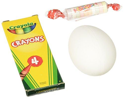 Crayola Scribble Color Crayons Smarties