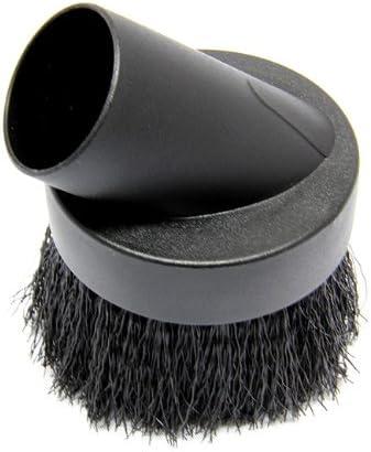 Universal Bristle Vacuum Dust Brush Attachment Replacement Brush Black