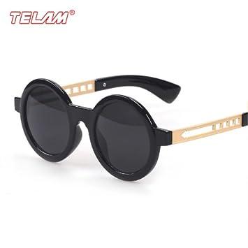 67fb054938 Forward Men s round sunglasses polarized sunglasses authentic retro round  sunglasses Prince mirror tide female small round