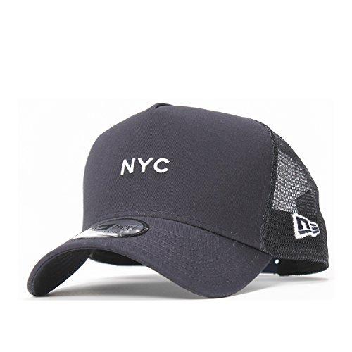 [ニューエラ] 940キャップ スナップバック エーフレームトラッカー ニューヨークシティ NYC ミニロゴ 11785637
