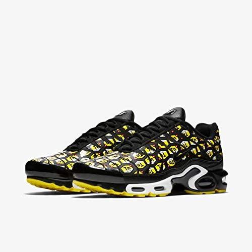 Nike Air Max Plus Shoes BlackYellow | 903827 002