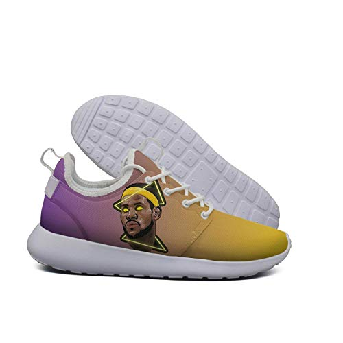 deux femmes g.o.a.t légers roshe 23 Jaune  goat chaussures basketball pour fashion baskets mesh chaussures goat ee5926