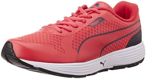 Puma Women s Future Runner Wn s DP Cayenne and Periscope Mesh ... 961674a5d8bf
