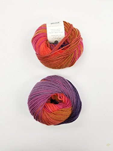 Liberty Wool - 78109 Cherry Delight - pack of (Liberty Cherry)