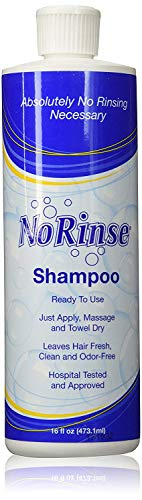 (No-Rinse Shampoo - 16 fl oz (Pack of 3))