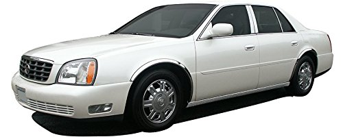 QAA 2000-2005 Cadillac Deville 4pcWheel Well / Fender Trim by QAA