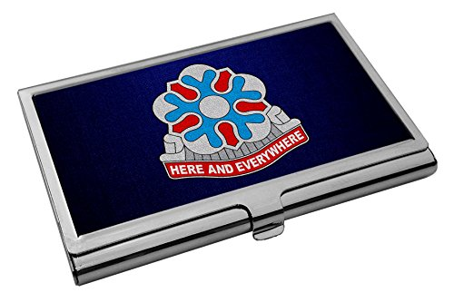 Business Card Holder - US Army 704th Military Intelligence Brigade, DU