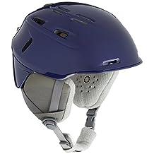 Smith Women's Compass Ski Snow Helmet Satin Ultraviolet E00660 Small