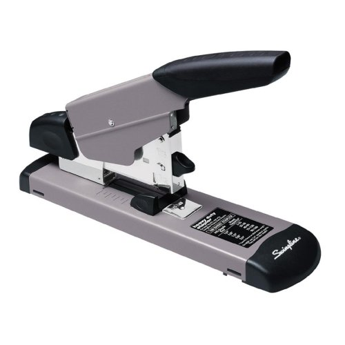 Wholesale CASE of 5 - Swingline 415 Heavy-Duty Stapler-Heavy-Duty Stapler, 160 Sheet Capacity, Gray/Black