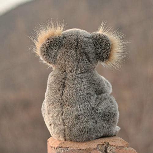 Gevuld stuk speelgoed Soft Knuffelbeesten Toy Koala Dolls Children's Real Life Pluche Koala's Doll Toys zhihao