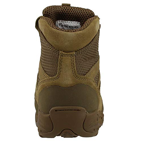 Weather Research QRF Hot Belleville C6 Coyote Tactical Boot Assault Delta 6