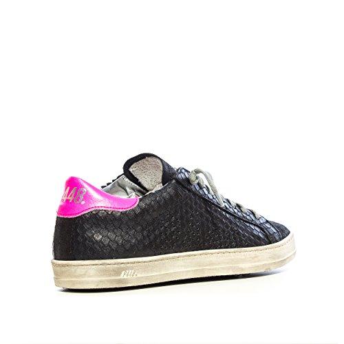 Colore femme pour Baskets noir P448 BqISEx
